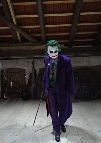 "Cosplay-Cover: Joker ""the dark knight"""