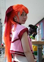 Cosplay-Cover: Blossom (Power Puff Girls Z)