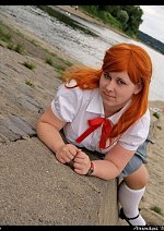 Cosplay-Cover: Inoue Orihime (School Uniform)
