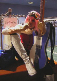 Cosplay-Cover: Haruko