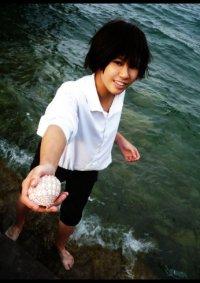 Cosplay-Cover: Kazuya Kujo -At the Ocean-