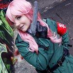 Cosplay-Cover: Aikawa Rami [Green Uniform]