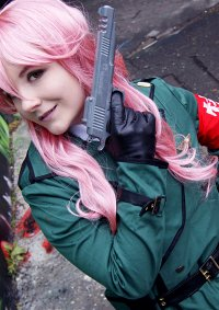 Cosplay-Cover: Aikawa Rami [Green Uniform]