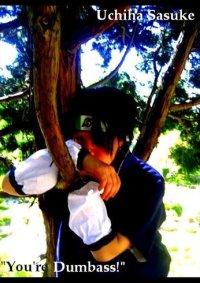 Cosplay-Cover: Uchiha Sasuke [Blue]