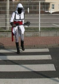 Cosplay-Cover: Stripey Pants