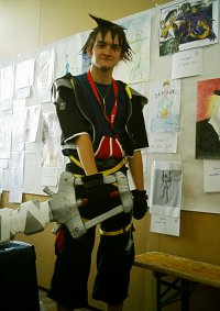Cosplay-Cover: Sora(KH2Version)