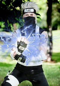 Cosplay-Cover: Kakashi [Anbu]