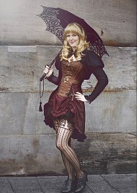 Cosplay-Cover: Steampunk Lolita