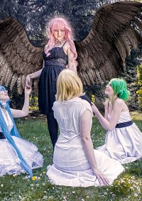 Cosplay-Cover: The Madness of Miss Venomania Gruppencosplay