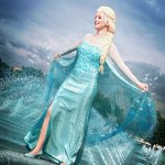 Cosplay: Elsa【FROZEN】
