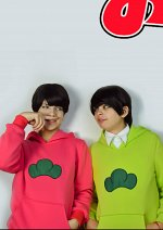 Cosplay-Cover: Matsuno Choromatsu ~Green Sweater~