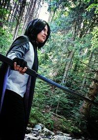 Cosplay-Cover: Sasuke Uchiha (Boruto - Naruto The Movie