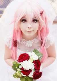 Cosplay-Cover: Inori (Own Wedding Version)