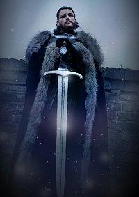 Cosplay-Cover: Jon Schnee/Aegon Targaryen