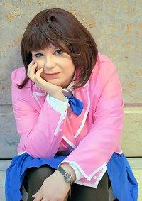 Cosplay-Cover: Anzu Mazaki ~ Domino High Winteruniform [DSoD]