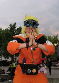Cosplay-Cover: Naruto (normal oder Fuchs-Version)