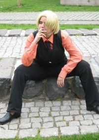 Cosplay-Cover: Sanji (Water Seven)