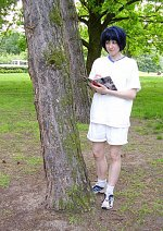 Cosplay-Cover: Dan Taichi (1st year Trainingsoutfit / Manager)