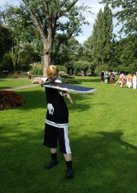 Cosplay-Cover: Ares