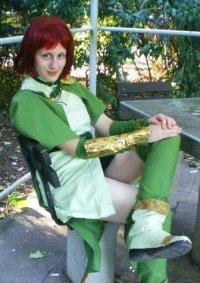 Cosplay-Cover: Erutis