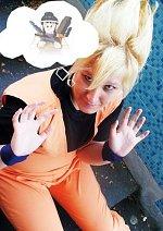 Cosplay-Cover: Son Goku [SSJ Version]