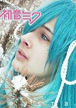 Cosplay-Cover: Miku Hatsune [Winter Version]