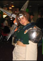 Cosplay-Cover: Yuffie
