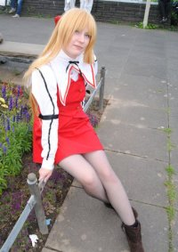Cosplay-Cover: Himeko