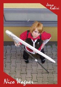 Cosplay-Cover: Nico Wagner (Manga)
