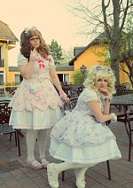 Cosplay-Cover: Bärchen, the stars shine bride