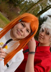 Cosplay-Cover: Orihime [Arrancar]