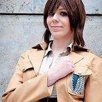 Cosplay: Sasha Braus • Scouting Legion