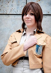 Cosplay-Cover: Sasha Braus • Scouting Legion