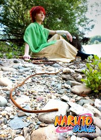 Cosplay-Cover: Akasuna no Sasori [Rônin]