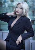 Cosplay-Cover: Vermouth ベルモット