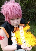 Cosplay-Cover: Natsu Dragneel