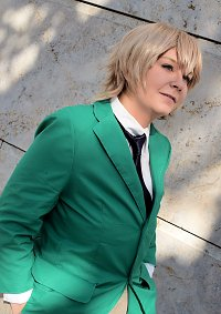 "Cosplay-Cover: Takeru ""TK"" Takaishi ~ Tri Middleschool [Winter]"