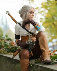 Cosplay-Cover: Ciri (The Witcher 3)