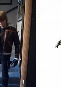 Cosplay-Cover: Leon Scott Kennedy