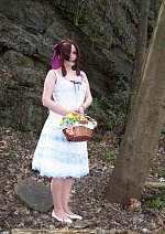 Cosplay-Cover: Aerith/Aeris Gainsborough (FF VII/Crisis Core)