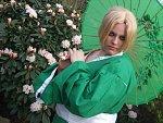 Cosplay-Cover: Tsunade Kimono