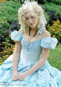 Cosplay-Cover: Glinda -  Bubble Gum -