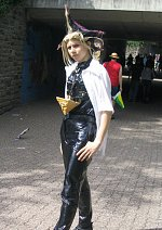 Cosplay-Cover: Yami no Yugi (Nuller Staffel)