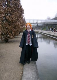 Cosplay-Cover: Ronald Wheeseley