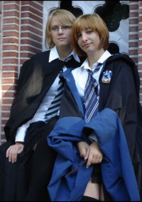 Cosplay-Cover: Lucia McCullen (Ravenclaw)