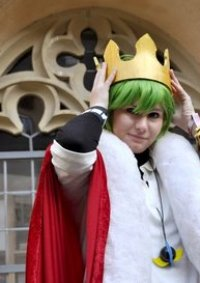 Cosplay-Cover: N Harmonia [King N Vers.]