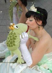 Cosplay-Cover: Tiana (Küss den Frosch)