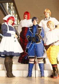 Cosplay-Cover: Finny