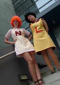 Cosplay-Cover: Nami ∫Obahan Time∫