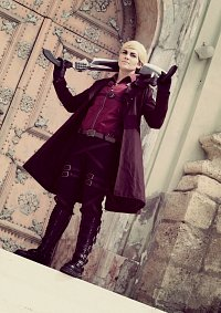 Cosplay-Cover: Erwin Smith >Counter Attack<